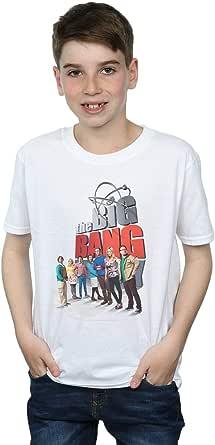 The Big Bang Theory Niños Big Poster Camiseta