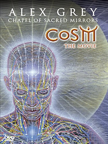 Chapel Invitations - Alex Grey & The Chapel of Sacred Mirrors: Cosm The Movie
