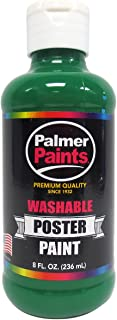 product image for Palmer Washable Poster Paint 8Oz-Green, Green