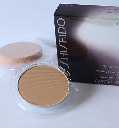 Shiseido The Makeup Powdery Foundation O40 Natural Fair Ochre 0.38 oz