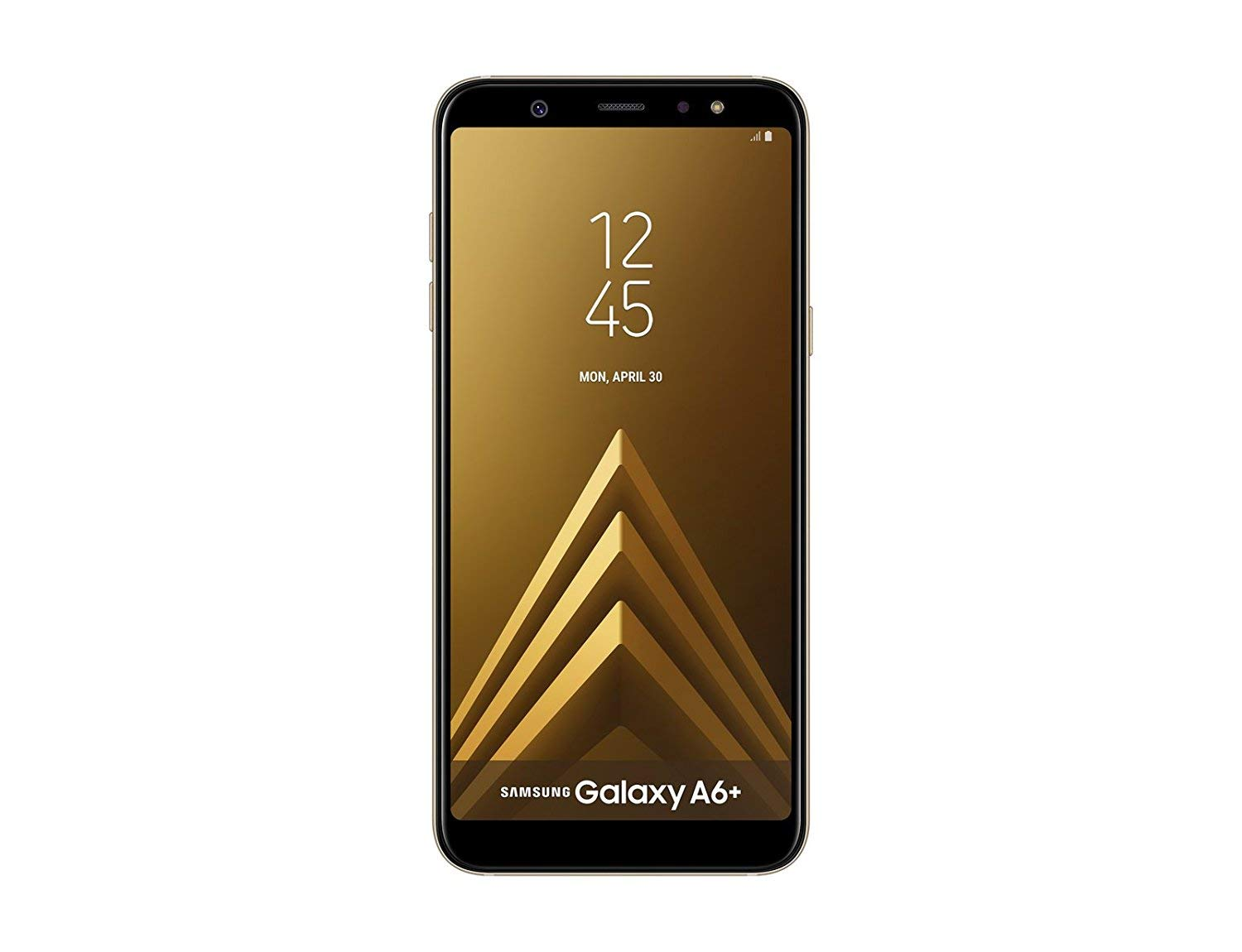 Samsung Galaxy A6 Plus 32 GB Dual UK SIM-Free Smartphone - Gold - International Version