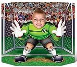 Kitchen & Housewares : Beistle Soccer Photo Prop, 3-Feet 1-Inch by 25-Inch