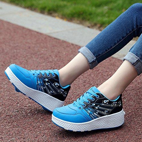 Doremi , Jungen Sneaker Blue--Two Wheels