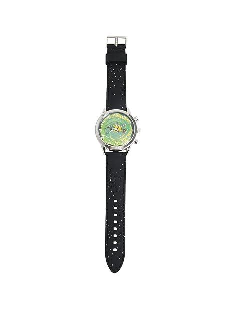 Reloj con Portal Intergalactico