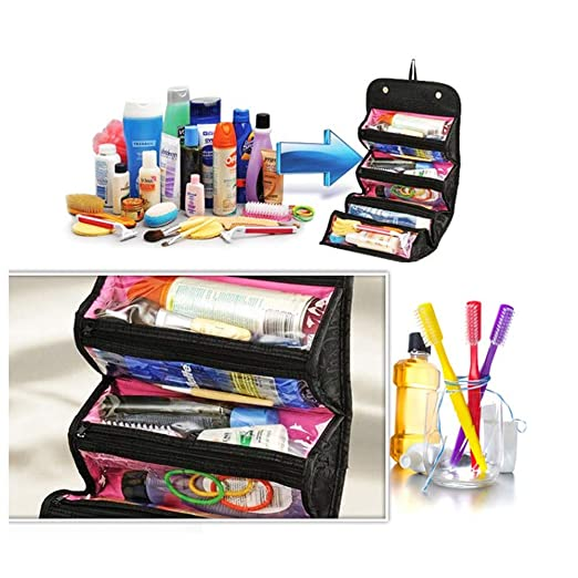 Amazon.com : Best Choise Product neceser beautician necessaire women men beauty toiletry travel makeup suitcase make up organizer box case for cosmetic ...