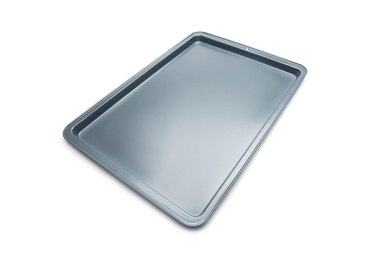 Fox Run 44801 Jelly Roll/Cookie Pan, 14in x 20in, Metallic