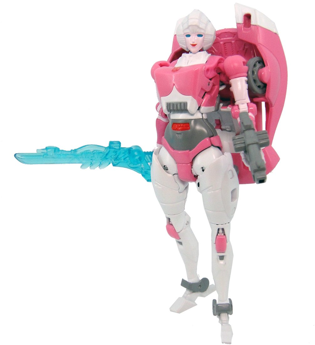 Transformers Legends LG10 Arcee Action Figure