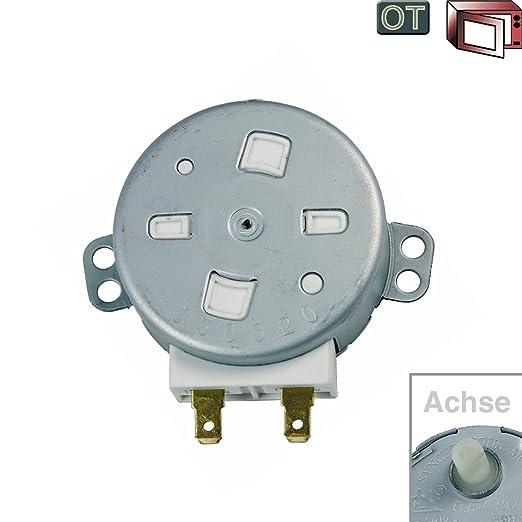 Motor de plato giratorio, de Vioks, para microondas, apto ...