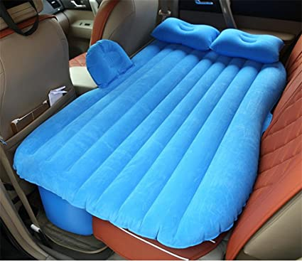 pengweiCarro inflable cama inflable cama de viaje coche colchones inflables , 5
