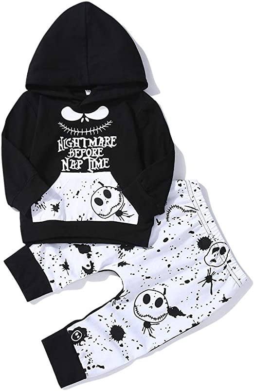NEW Jack Skellington Halloween Infant Baby Costume Size 6-12 M Months