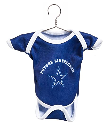 Image Unavailable. Image not available for. Color  Team Sports America NFL  Dallas Cowboys Baby Shirt ... d5a1d8561