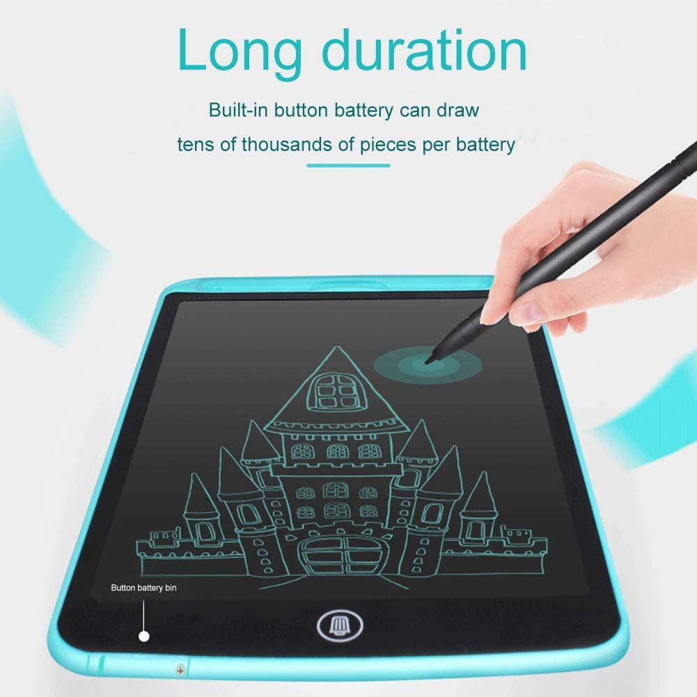 8.5 inch Ultra Thin Office Kids Anti Splash Colorful Display Tablet Portable LCD Screen Electronic Partial Erasable Handwriting Board