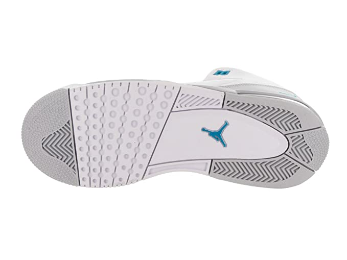 Nike - Jordan Flight Origin 2 BG - 705160126 - Color: Gris-Blanco - Size: 36.0 9HVdgWp