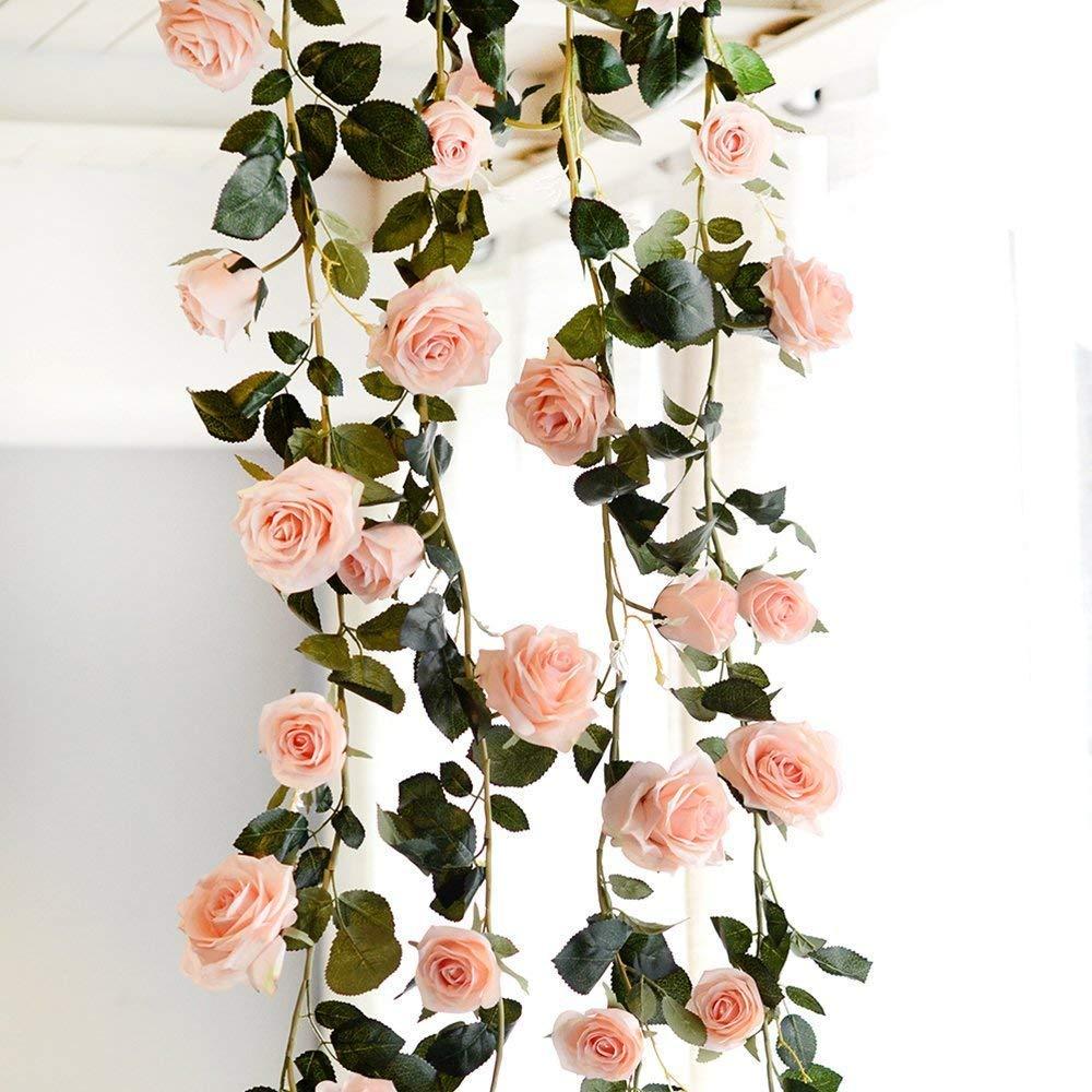 Blumengirlande Hochzeitsdeko