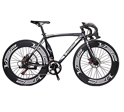 Cyrusher VTSP 54 cm, aluminio, 70 mm 700C marco modo rápido ruedas para bicicleta