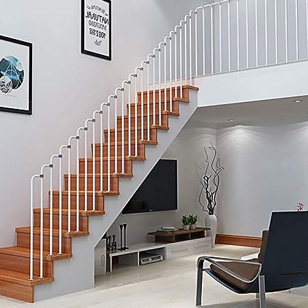 Barandilla del Pasillo del Ático, Kit De Barandilla de Escalera, Valla Minimalista Moderna, Adecuado para Villa/Apartamento/Loft/Balcón/Jardín/Escenario: Amazon.es: Hogar