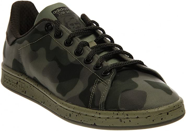 informal Matemático Valiente  Amazon.com | adidas Men's Stan Smith Camo Casual Shoe#B34386 | Shoes
