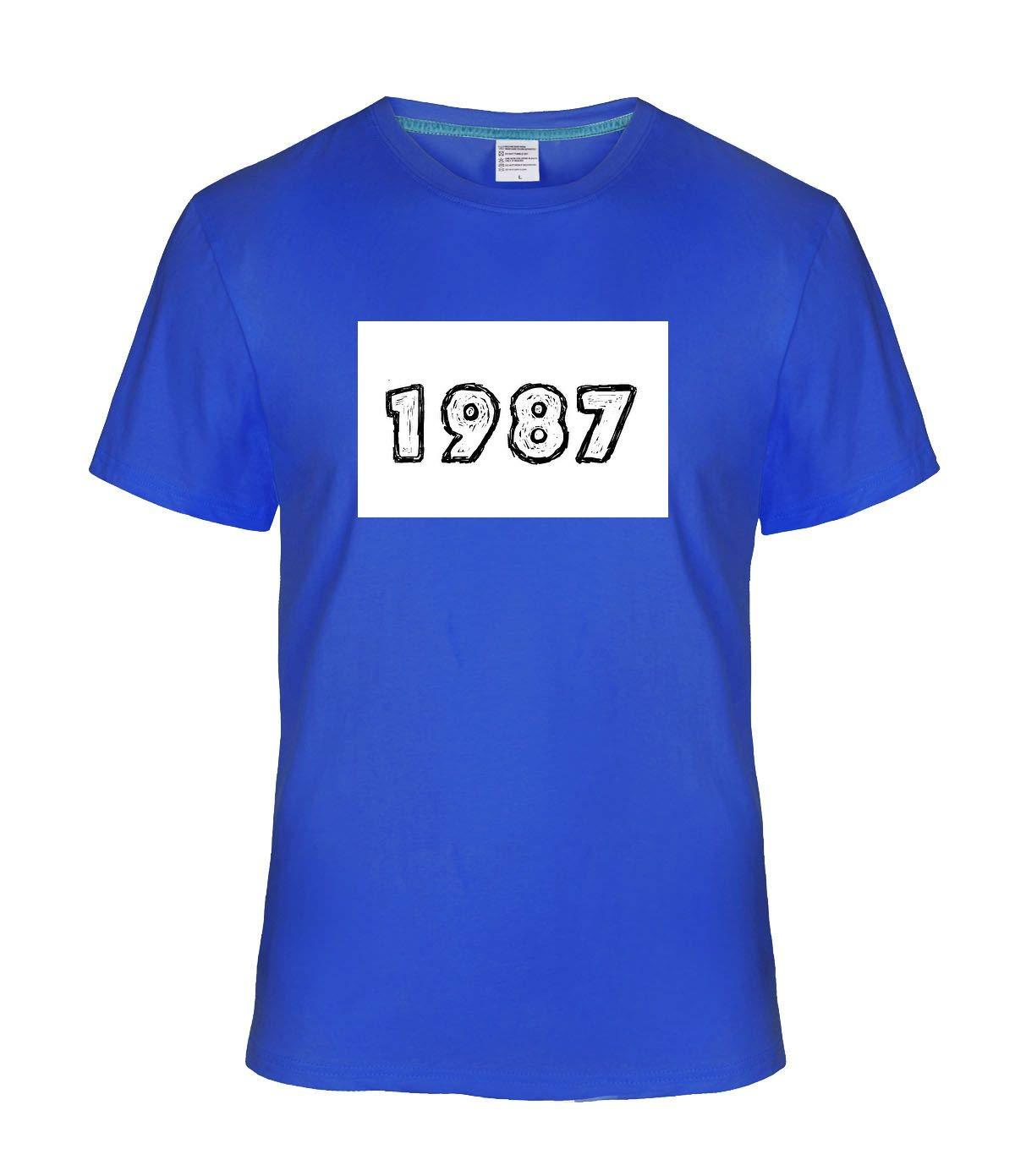 Sxffox 1987 Tshirts For S