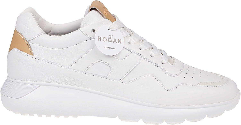 Hogan Fashion Man HXM3710CV10NSH3215 Zapatillas de piel blanca | Primavera Verano 20