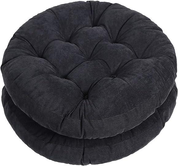 Tiita Outdoor Round Seat Cushions Patio Floor Pillow Pad Meditation Cushion