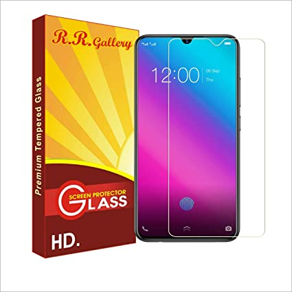 Vivo V11pro Tempered Glass Screen Protector With Amazon In Electronics