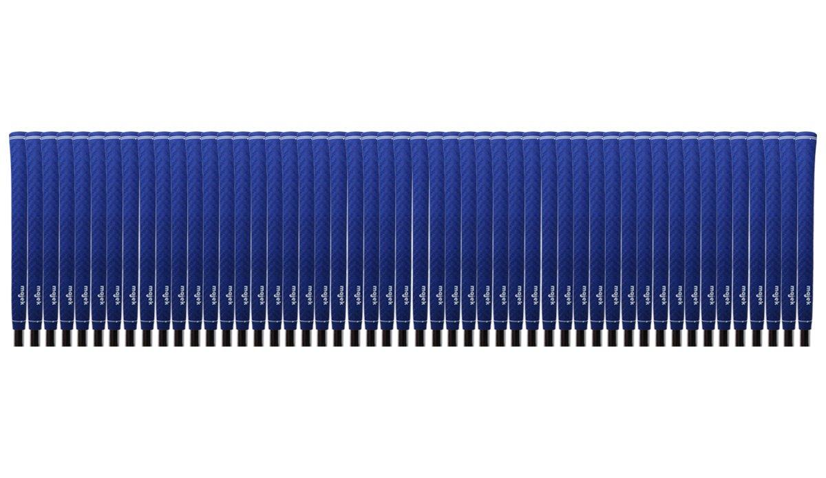 150 pcs - Majek Tour Pro Navy Blue Standard Golf Grips