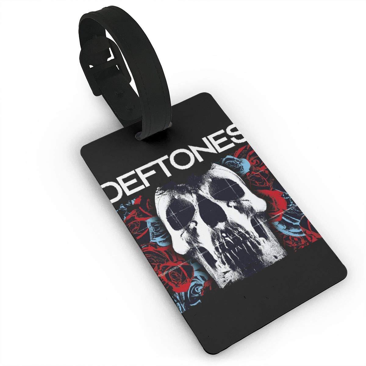 Baggage ID Tag Deftones Travel Accessories