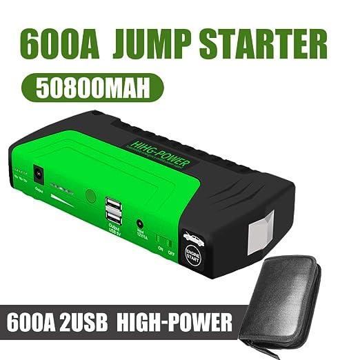STHfficial Coche De Emergencia Jump Starter Power Banbk 12V ...