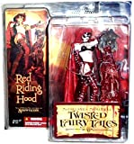 McFarlane Toys Monsters: Twisted Fairy Tales Action Figure Red Riding Hood