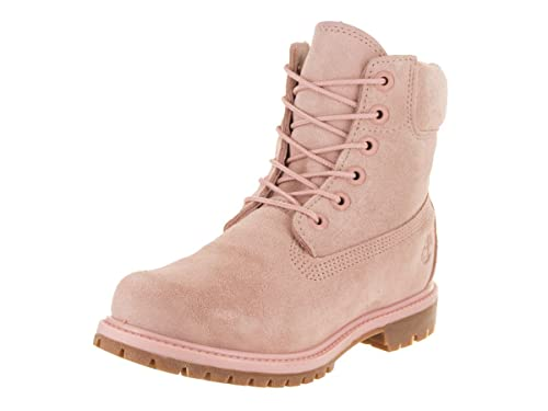 fb667bcd6d9 Timberland Womens 6In Prem Suede Shoe: Amazon.co.uk: Shoes & Bags