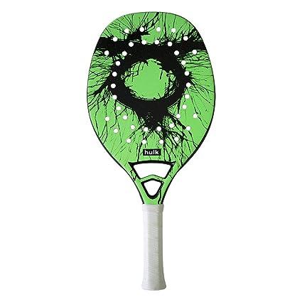 TOM OUTRIDE Pala de Tenis Playa Hulk 2019: Amazon.es ...