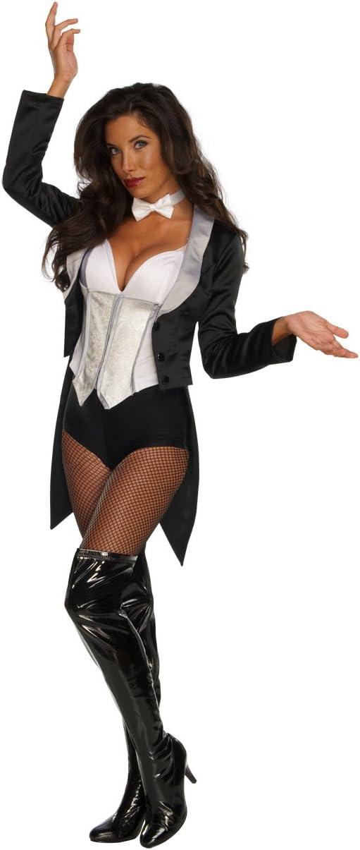 Disfraz de Zatanna DC Comics para mujer - XS: Amazon.es: Juguetes ...