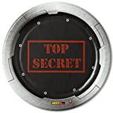 BirthdayExpress Top Secret Spy Party Dessert Plates (16)