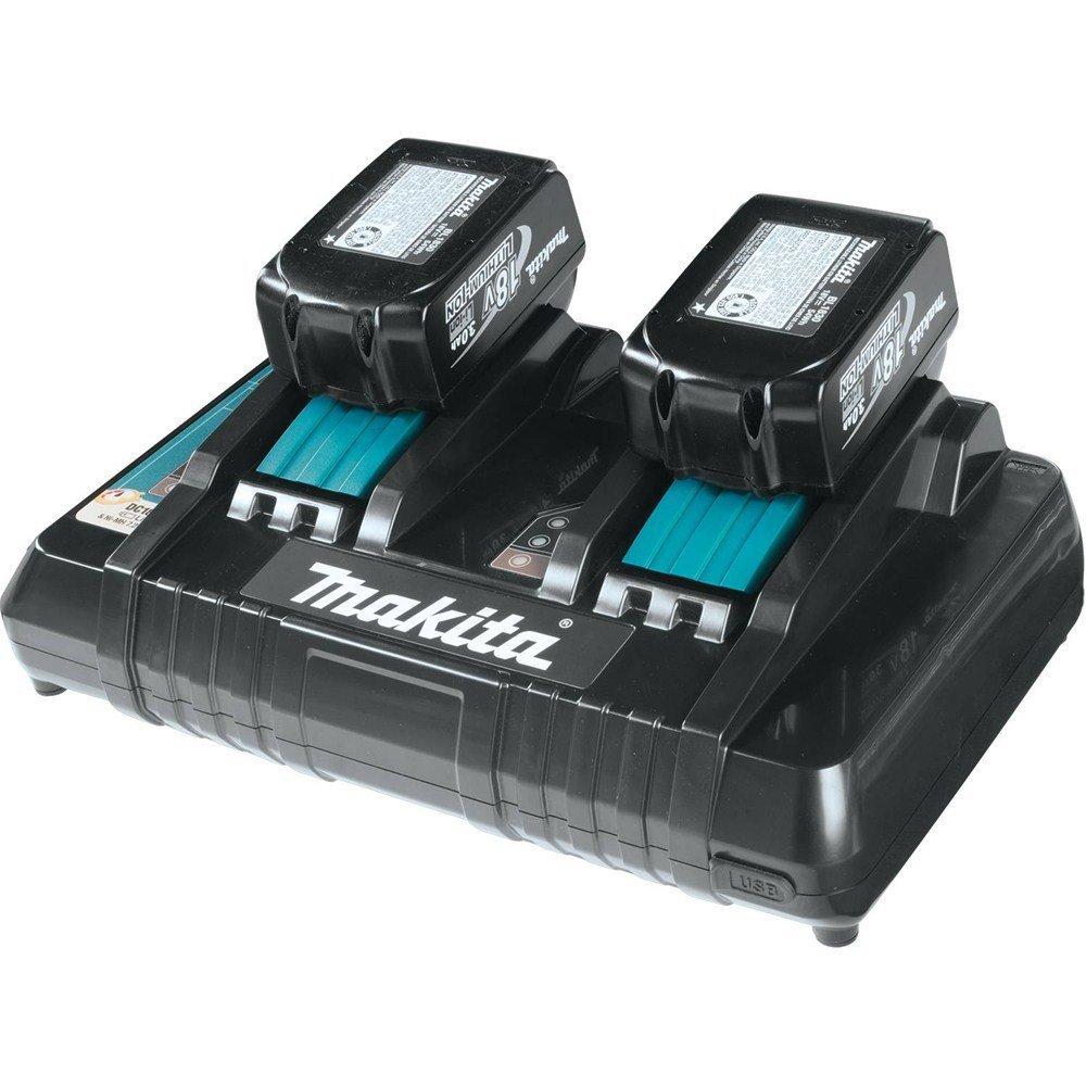 Amazon.com: Makita DC18RC - Cargador rápido de iones de ...