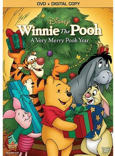 Winnie The Pooh: A Very Merry Pooh Year Special Edition)]()