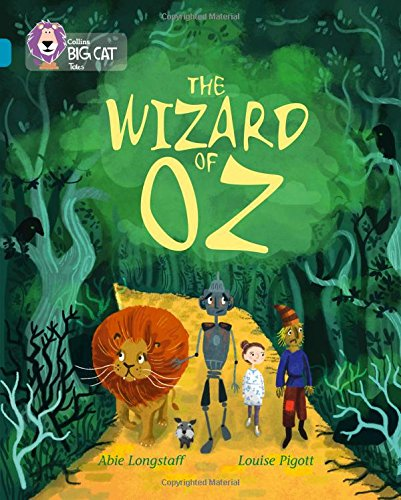 Collins Big Cat _ The Wizard Of Oz: Band 13/Topaz ()