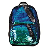 Style.Labs Magic Sequin Backpack, Mermaid/Black (76466)