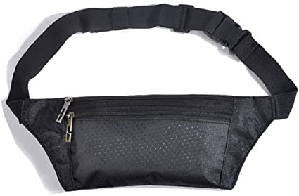 More Mile Unisex Running Walking Sports Waist Belt Bag