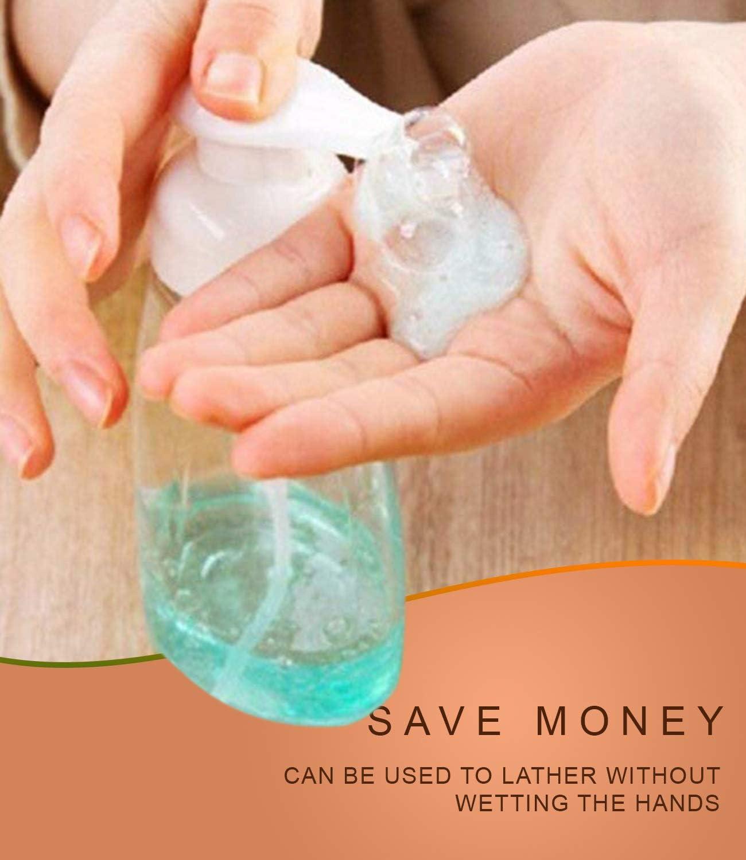 Fl/üssigseife Handwaschmittel Schnelle und einfache Handw/äsche H/ände sauber halten 6 Flaschen