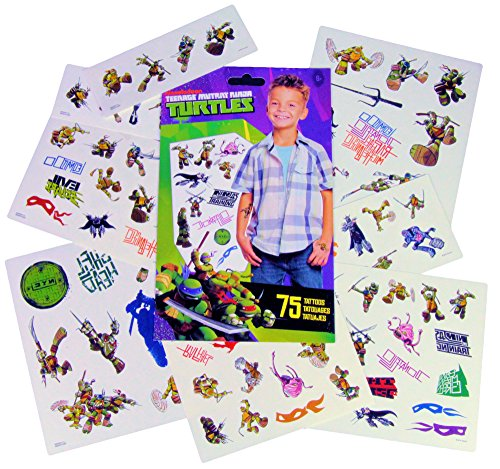 Buy teenage mutant ninja turtles tattoos