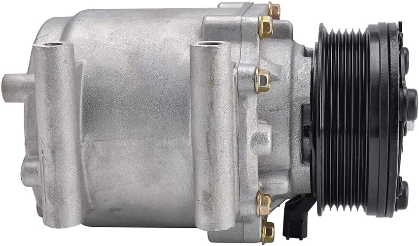 MOFANS Remanufactured A//C AC Compressor Fit for Compatible with Ford Explorer Mercury Mountaineer 2002 2003 2004 2005 V6 4.0L77542