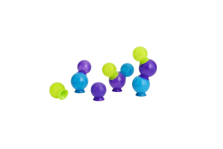Amazon.com : Boon Bubbles Suction Cup Bath Toys, Blue (Discontinued ...