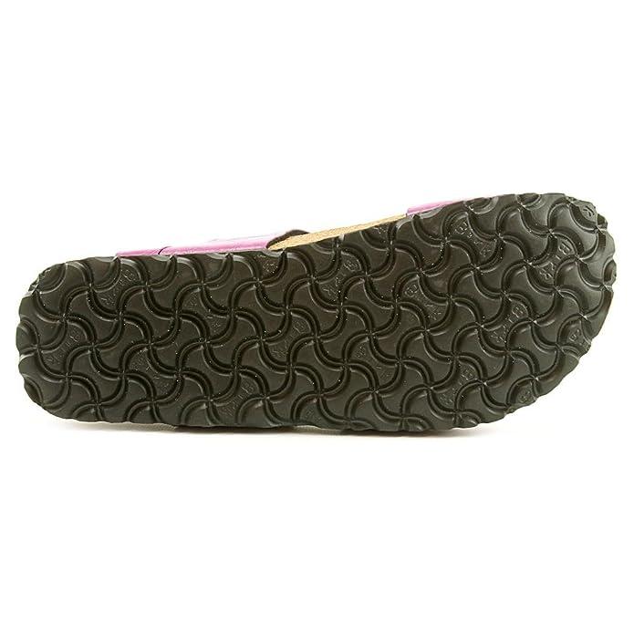 afdfc071b2c Birkenstock New Papillio Women s Salina Sandal Glossy Viola 38 N   Amazon.co.uk  Shoes   Bags