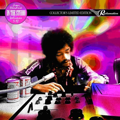 In the Studio:Vol.1 by Jimi Hendrix