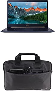 "Acer Swift 5, 14"" Full HD Touch, 8th Gen Intel Core i5-8250U, 8GB LPDDR3, 256GB SSD, Windows 10, SF514-52T-50AQ + Acer 14"" Slip Case for Work"