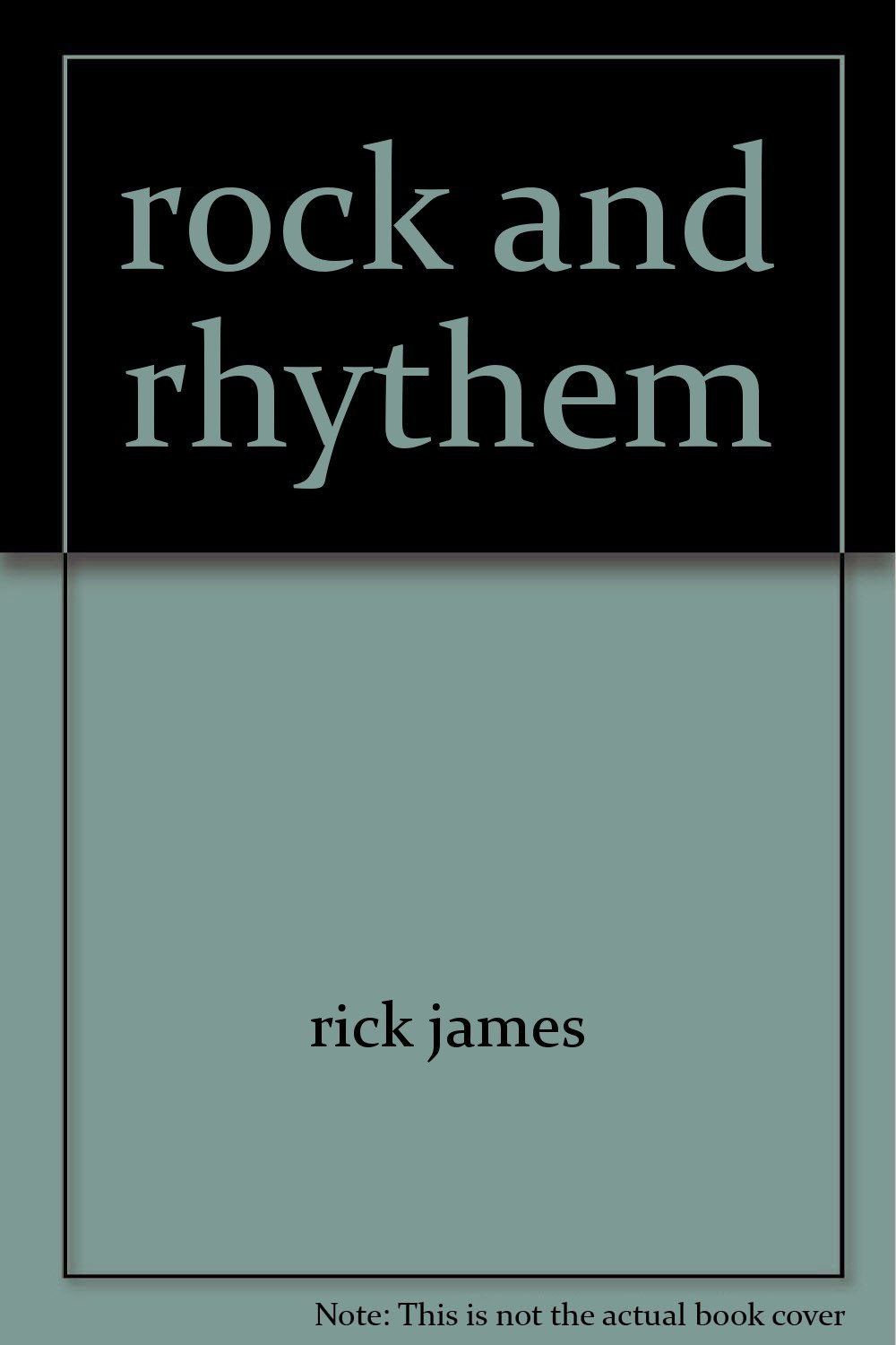 rock and rhythm with rick james