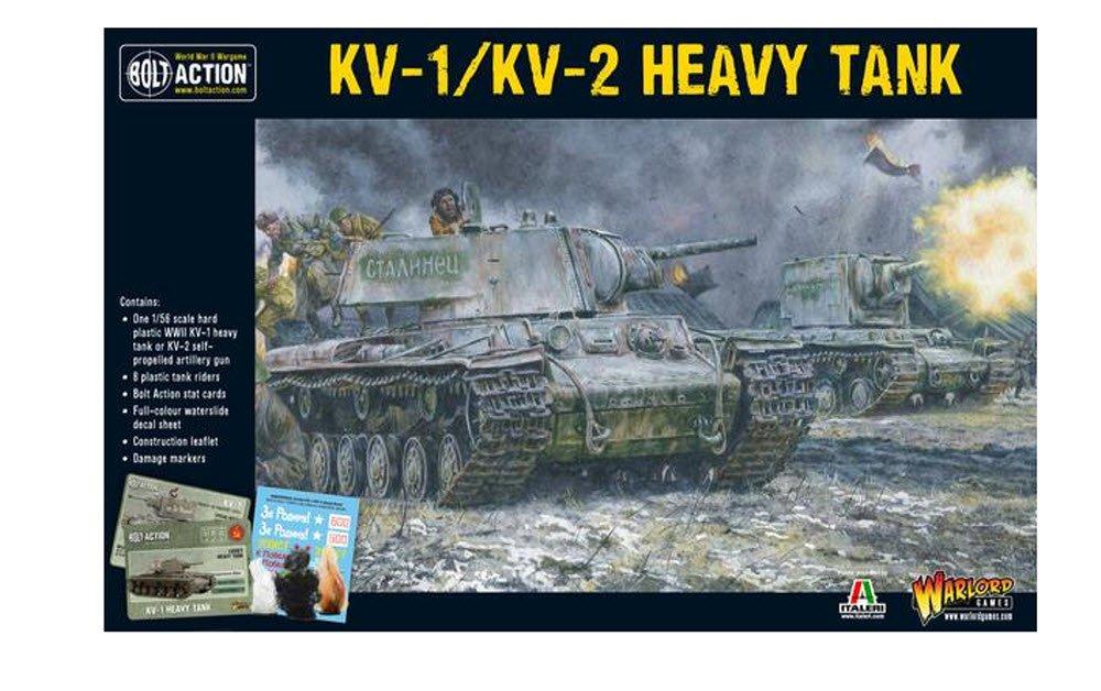 Warlord Games Bolt Action Soviet Tank KV1//2
