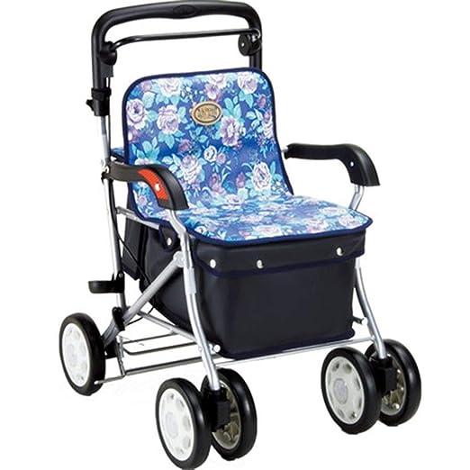 Accesorios para andadores con ruedas Andador para Ancianos Scooter ...