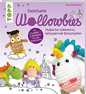 Wollowbies Freche Häkelminis Süße Botschaften Amazonde Jana