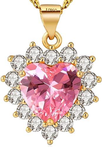 18K Gold Plated Natural Pink Rose Quartz Crystal Star Gemstone Pendant Jewelry